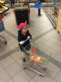 Gastblog Sanne: supermarkt