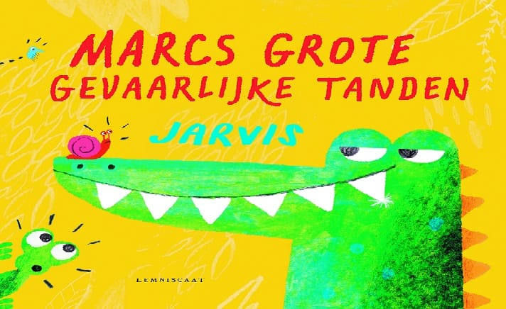Recensie: Marcs grote gevaarlijke tanden