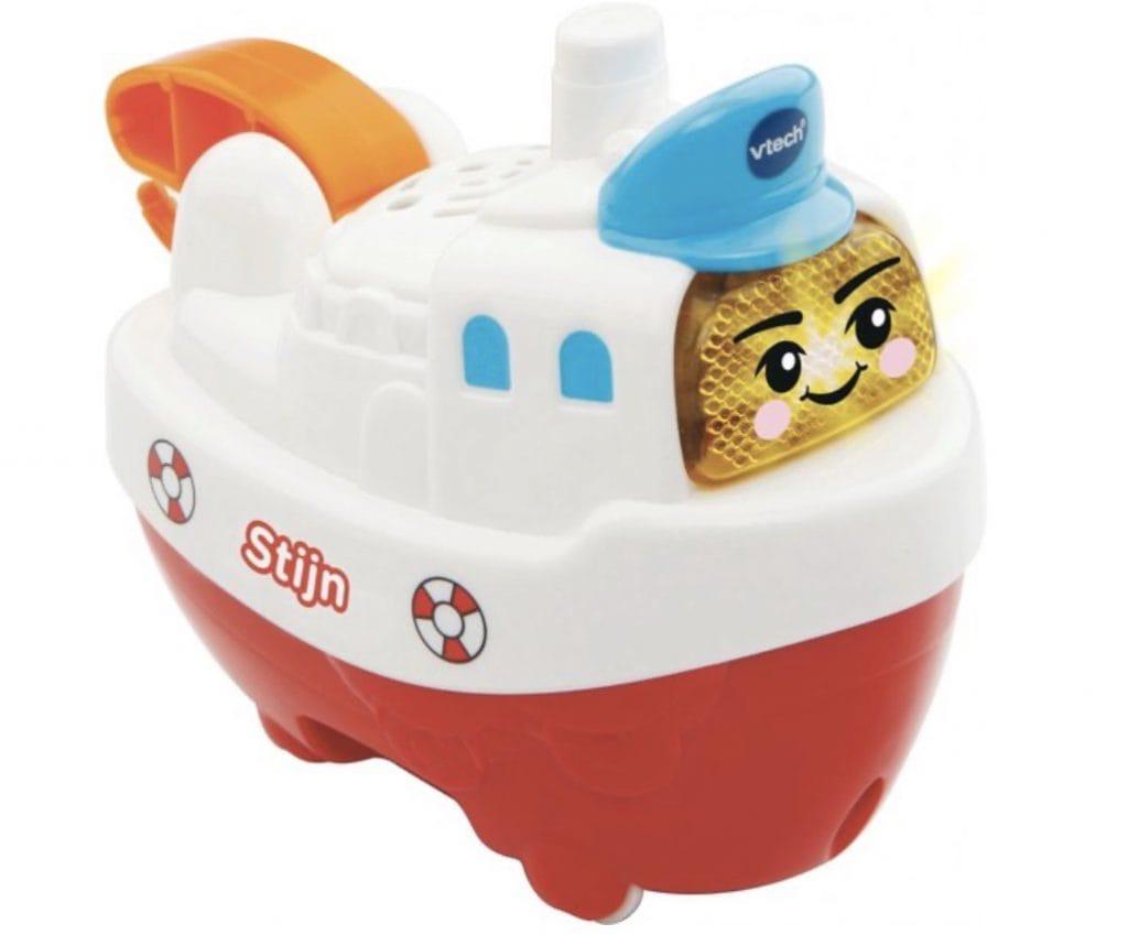 Badspeeltje Stijn Sleepboot van VTech
