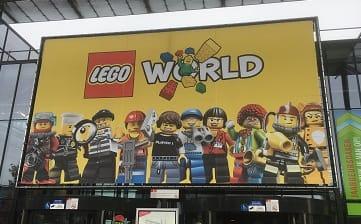Lego World 2016: wat kan je verwachten?
