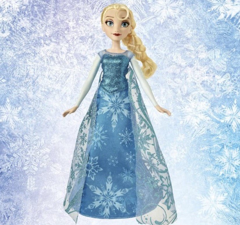 In ieder meisje schuilt wel een klein prinsesje
