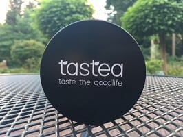 Mijn persoonlijke theeblend van Tastea
