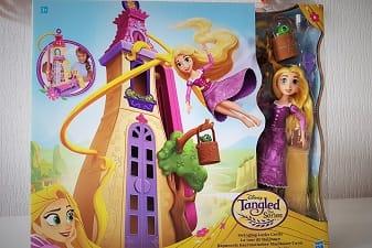 Je voelt je als een prinses in het Kasteel van Rapunzel
