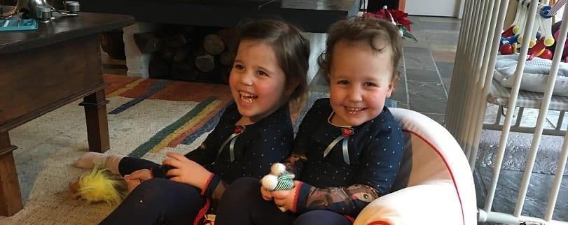 Kinderen zijn een geschenk!Elke dag worden we weer verrast.