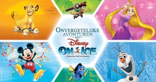 """""""Onvergetelijke Avonturen met Disney On Ice"""""""
