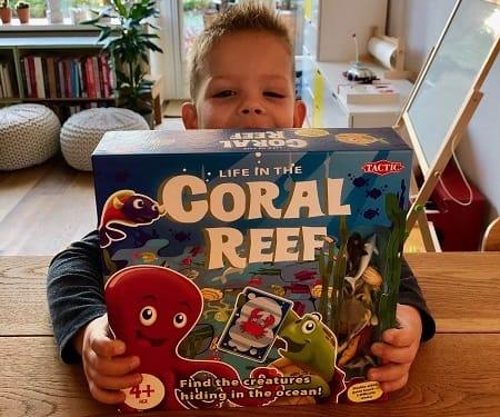 Life in the Coral Reef, echt wat voor kleuters