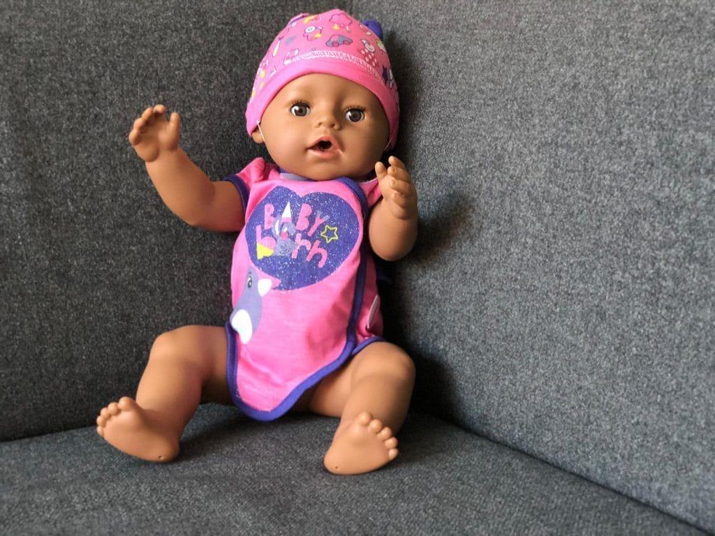 De nieuwe Baby Born Soft Touch