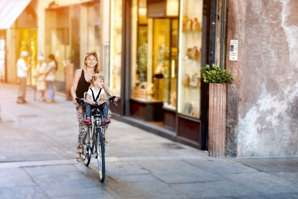 Met pijn in mijn hart afscheid genomen van mijn fiets