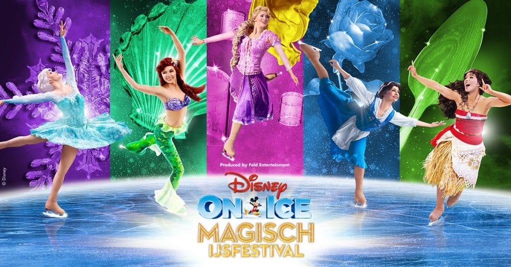 Disney On Ice presenteert Magisch IJsfestival