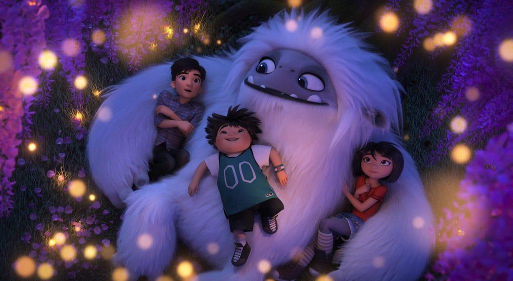 De vakantiefilmtip is Everest: de jonge Yeti