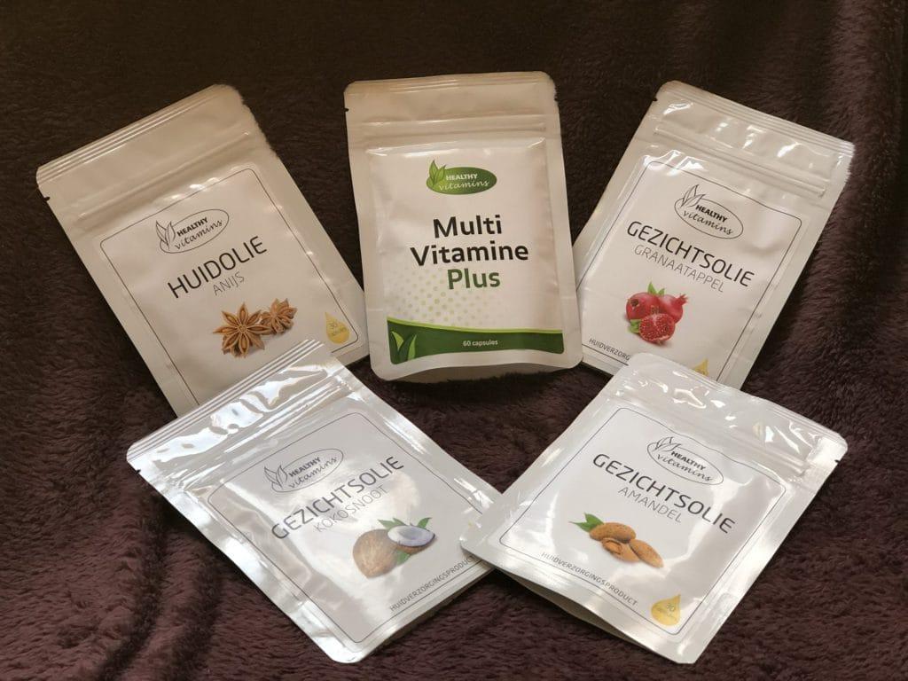 vitamines per post