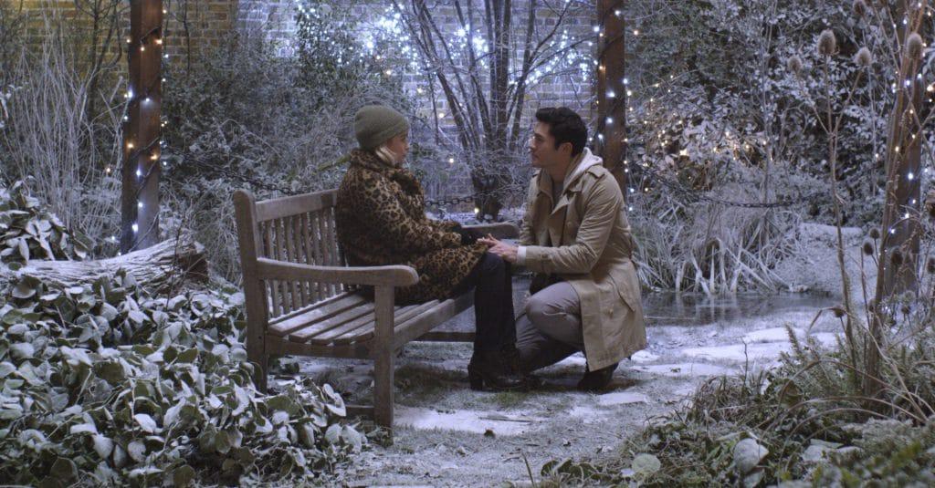 Even wegzwijmelen bij de film Last Christmas
