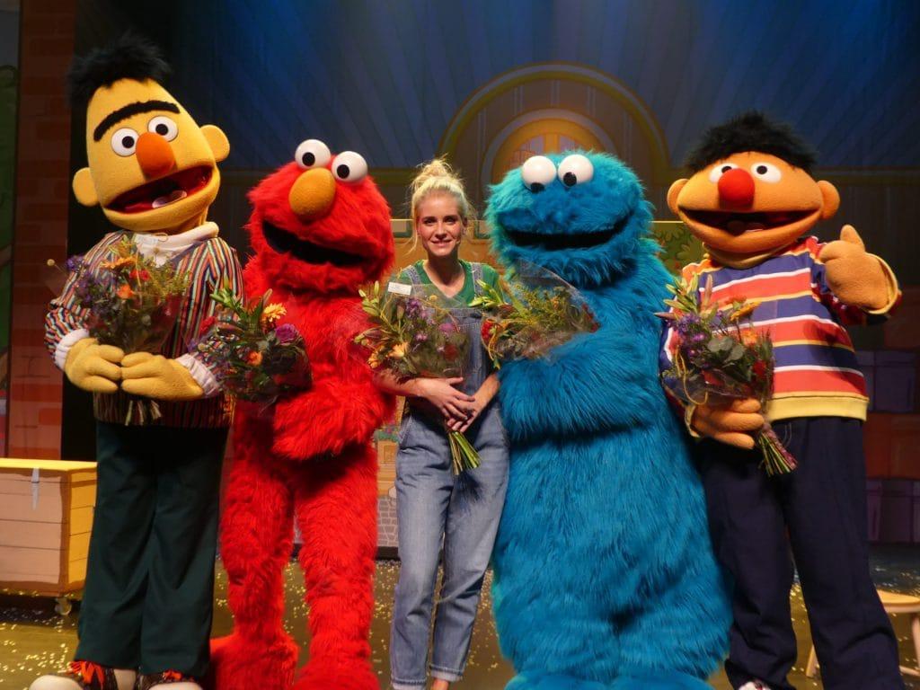 Tip voorstelling voor de kleintjes: Sesamstraat Live!