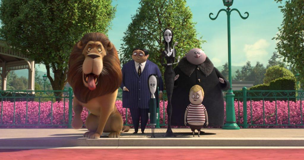 The Addams Family is terug en nog grappiger!