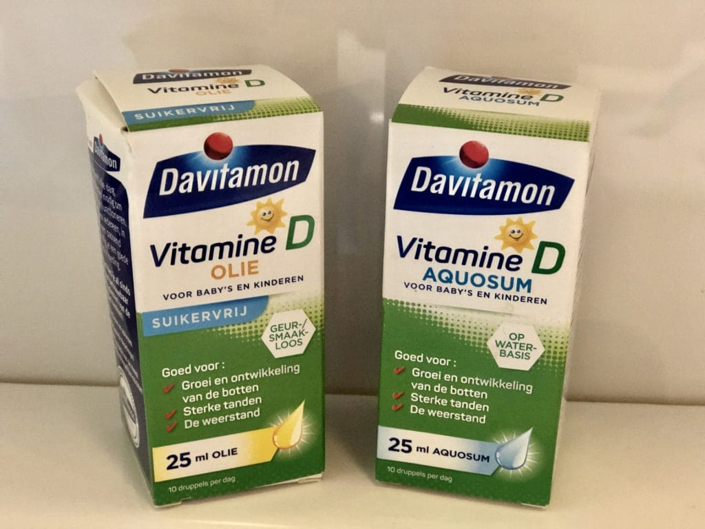 Propylgallaat in vitamine D