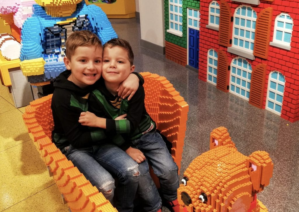 Tip: de nieuwe LEGO flagship store in Amsterdam