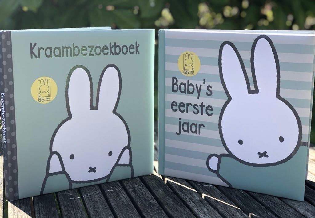 De leukste boeken van Nijntje om in te vullen na de geboorte