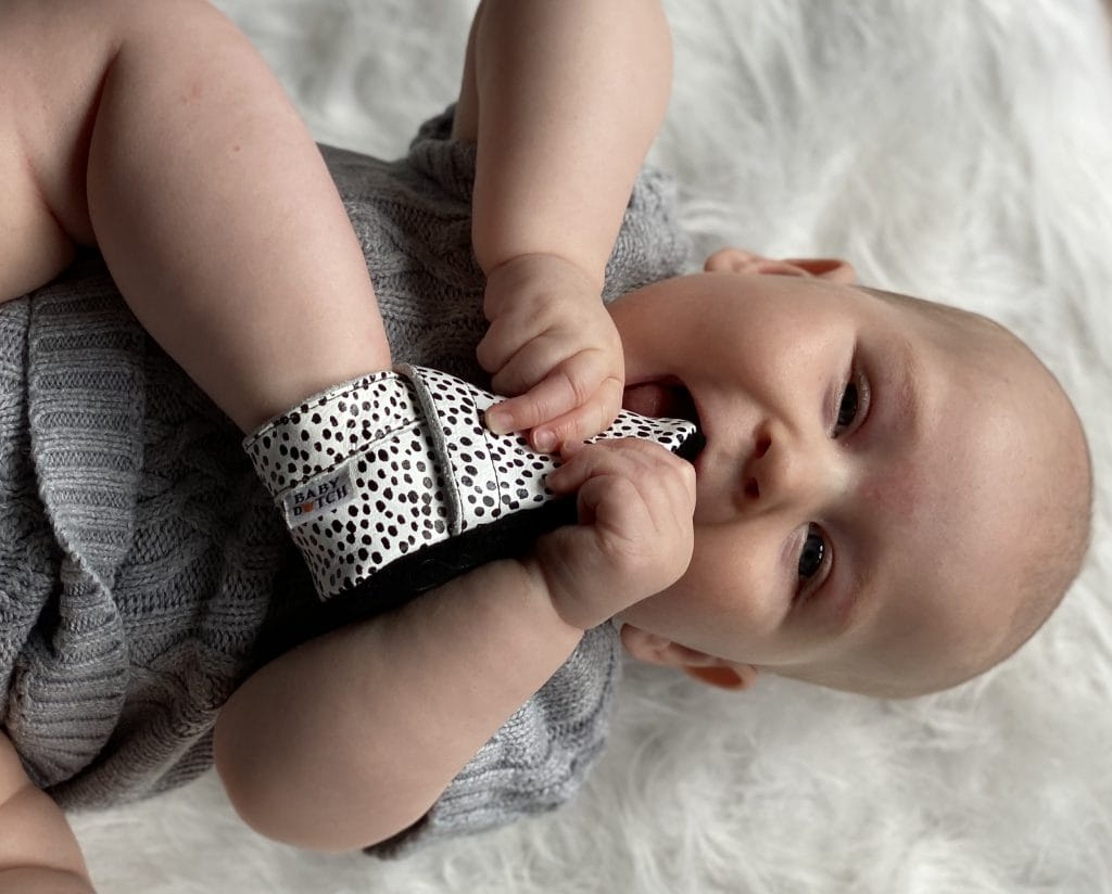 babyschoentjes Baby Dutch