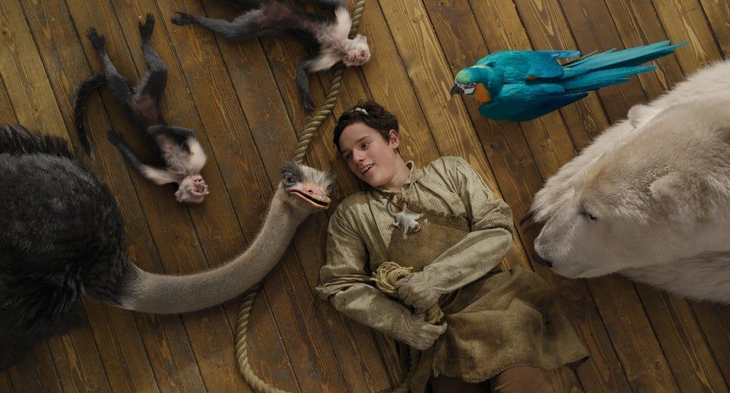 Praten met dieren? Alleen als je Dolittle heet!