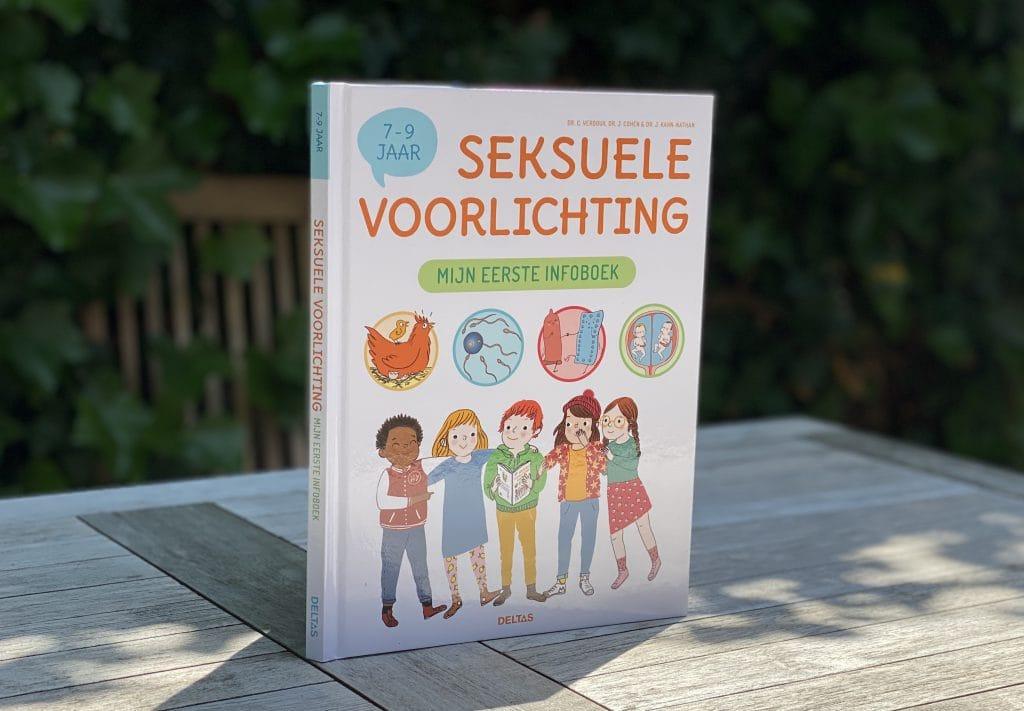 seksuele voorlichting, mijn eerste iinfoboek