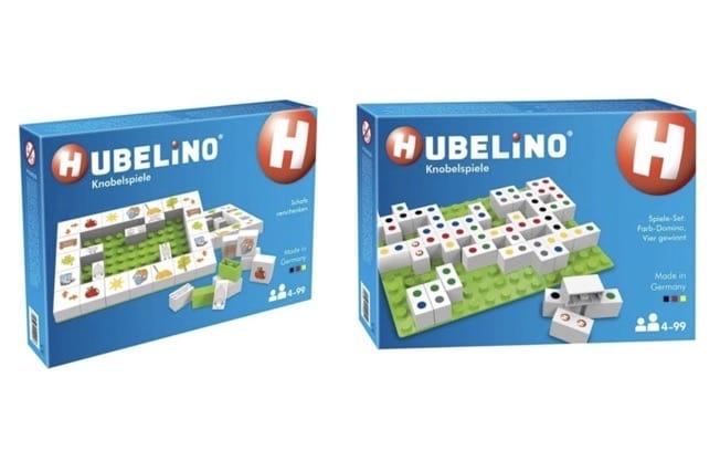 Hubelino Hide N'sheep en vier op een rij