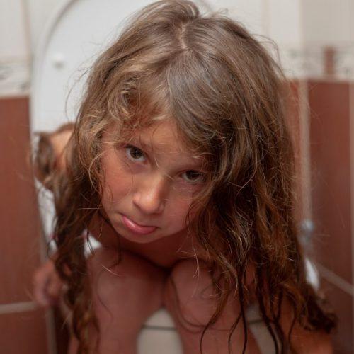 Als je dochter klaagt over pijn aan haar plasser