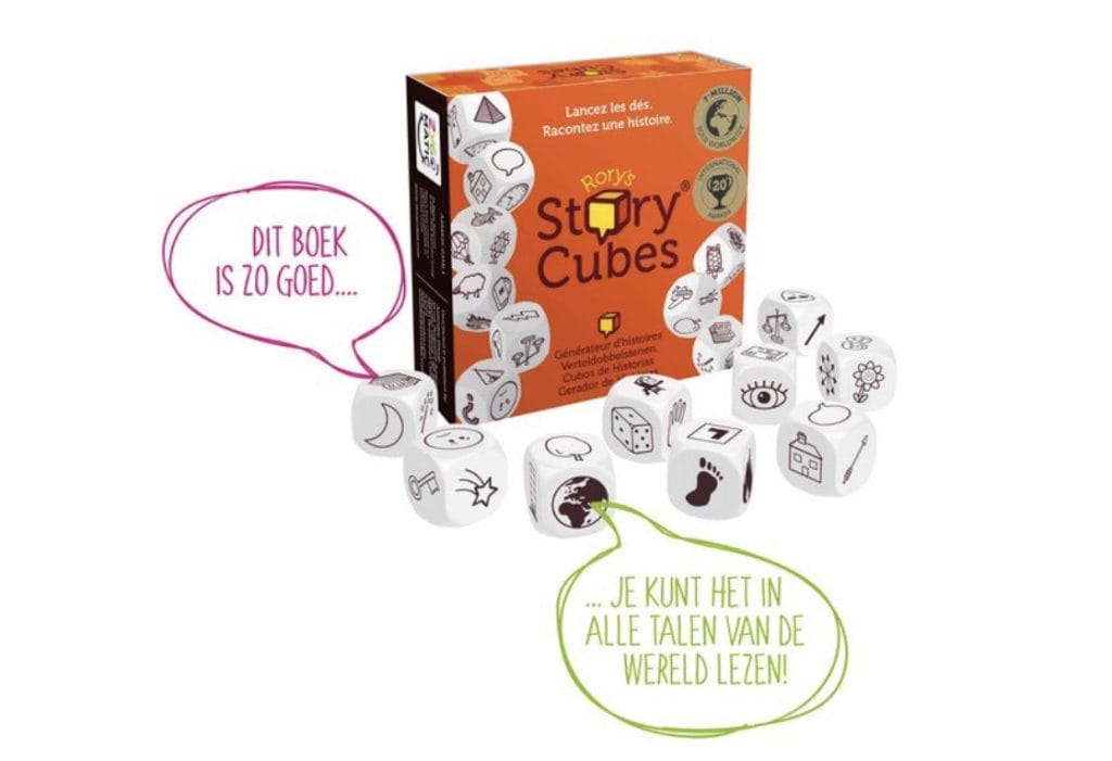 Rory's Story Cubes Classic van Zygomatic