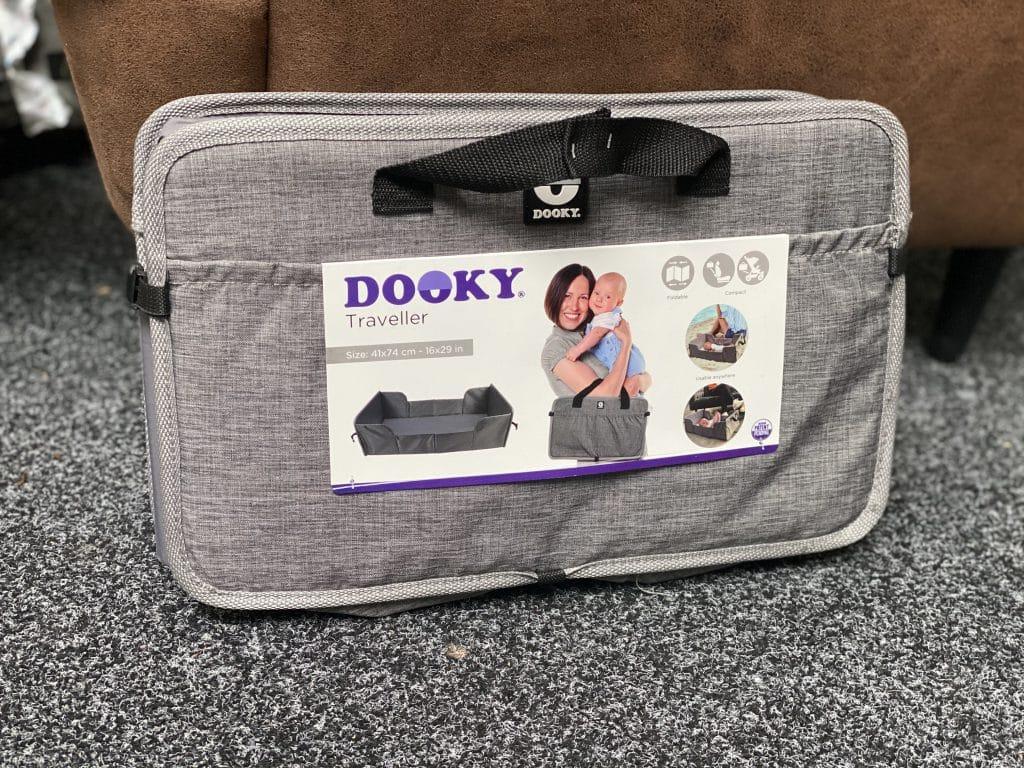 Dooky Traveller - Opvouwbare Reiswieg