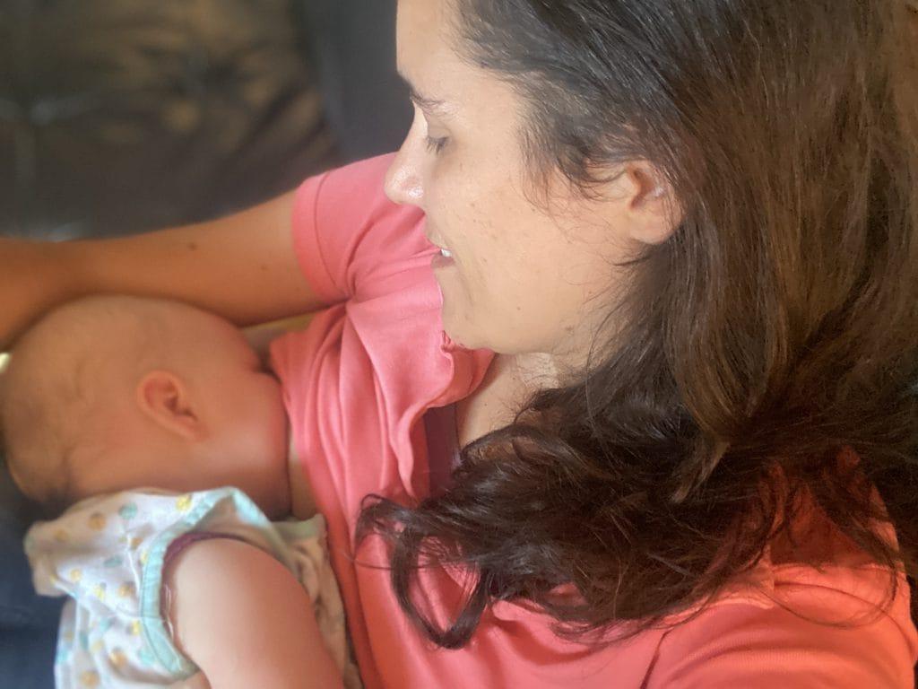 internationale week van de borstvoeding