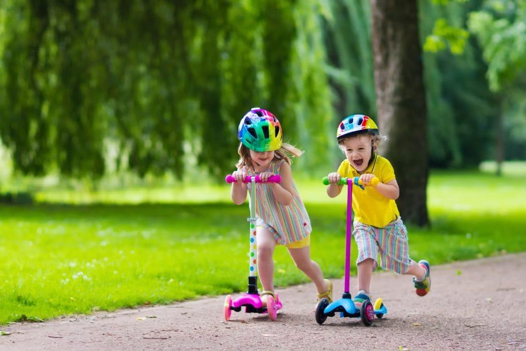 balans en spierkracht in de benen verbeteren? 4 speelse manieren