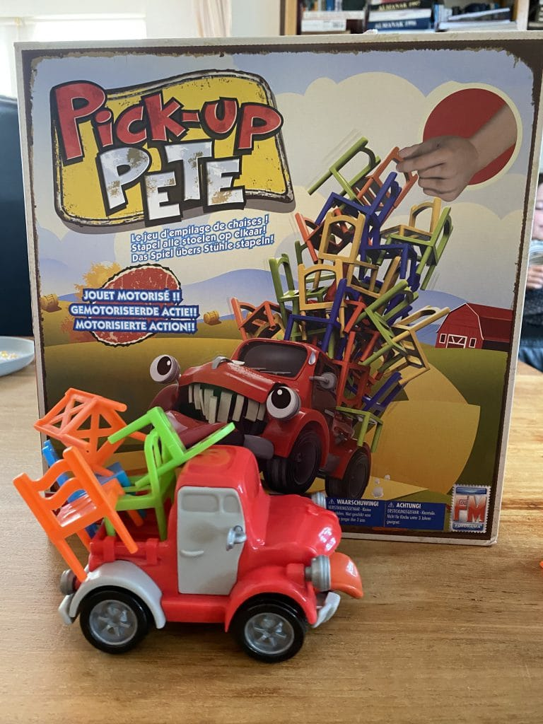 Pick-Up Pete