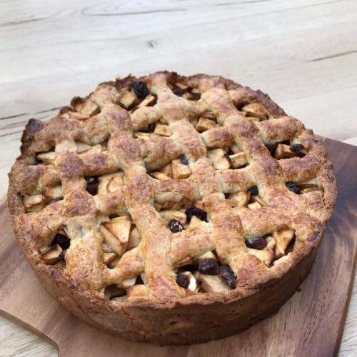Lieke bakt: een Hollandse appeltaart
