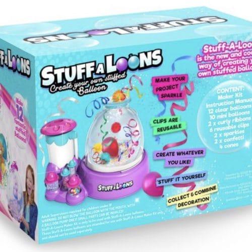 Je eigen ballonnen vullen met Stuff a Loons