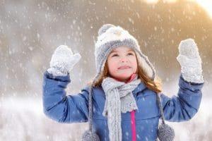 winter kinderjassen