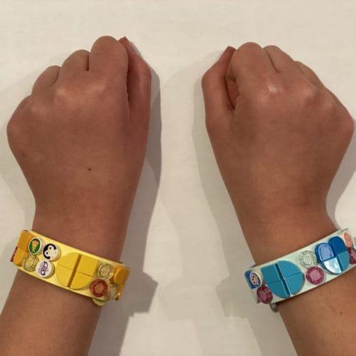 Bouw je eigen sieraad met de Lego Dots armbandenset
