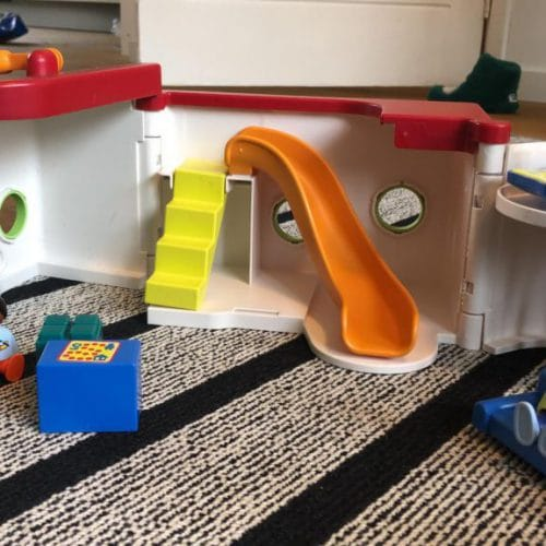 Playmobil meeneem kinderdagverblijf