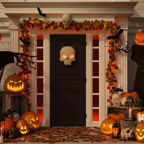 De extra's om helemaal in Halloweensfeer te komen