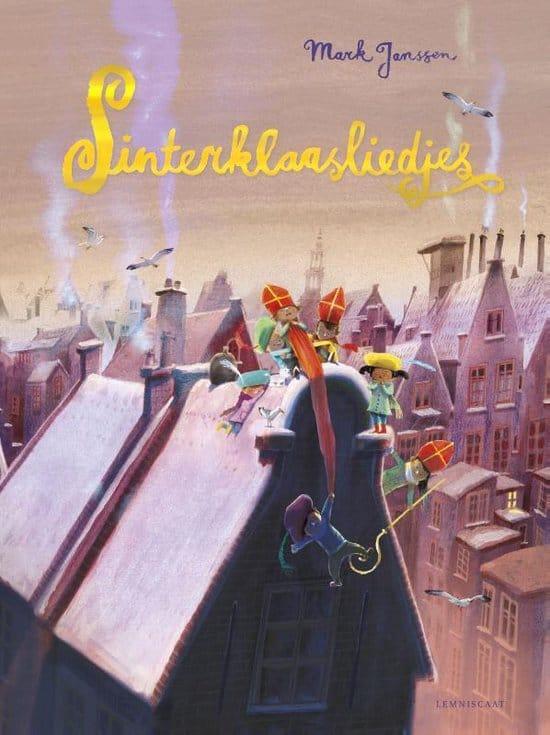 Zing mee met de vrolijkste Sinterklaasliedjes van Mark Janssen