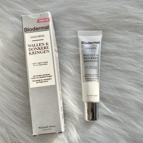 Biodermal Oogcrème tegen wallen en donkere kringen