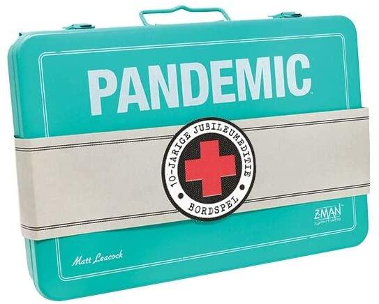 Pandemic bordspel limited edition