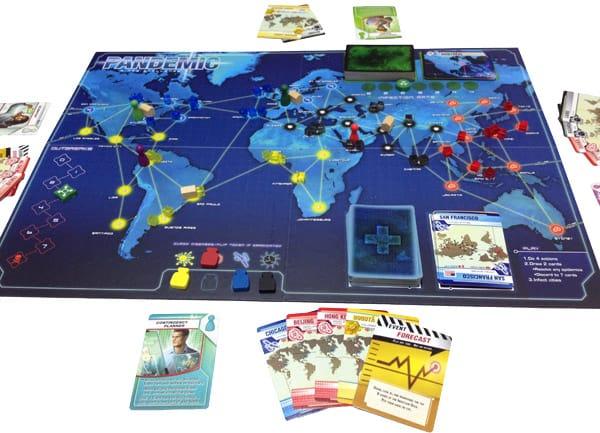 Pandemic bordspel review