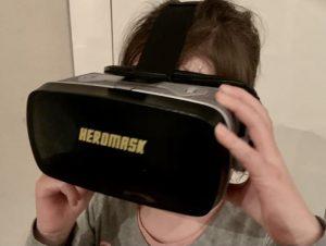 HeroMask VR bril