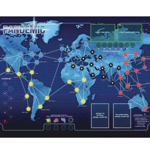 Pandemic is het meest toepasselijke spel van dit jaar