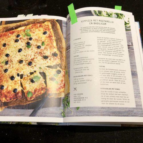 """Heerlijke recepten in het boek """"Keto-dieet Het 4-weken plan"""""""