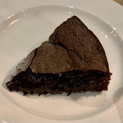 Lieke bakt: een zweedse chocoladecake Kladdkaka