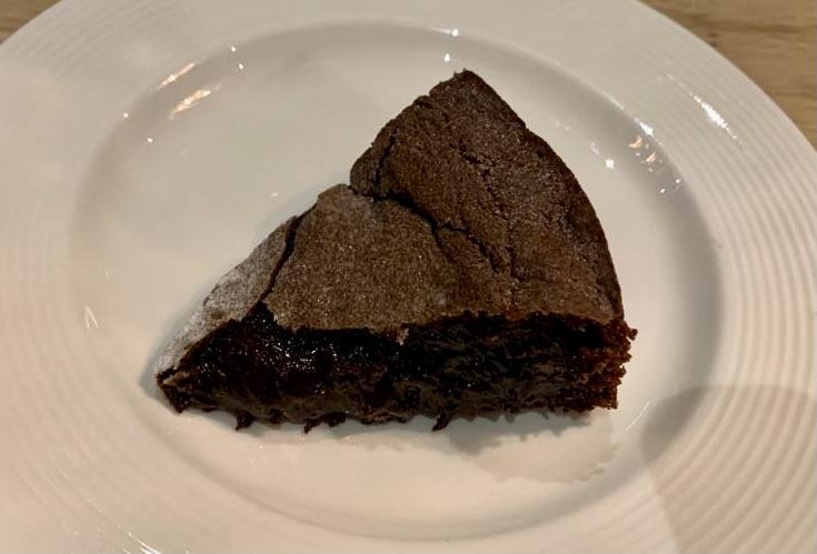 Kladdkaka Zweedse Chocolade Cake