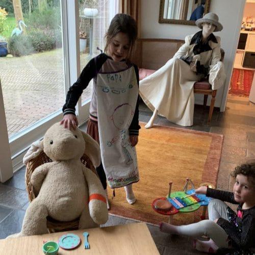 Gastblog Oma Bobje: weer naar school
