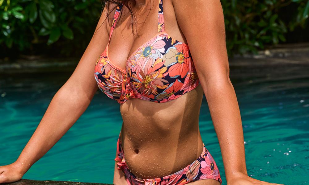 Bikini grote cupmaat