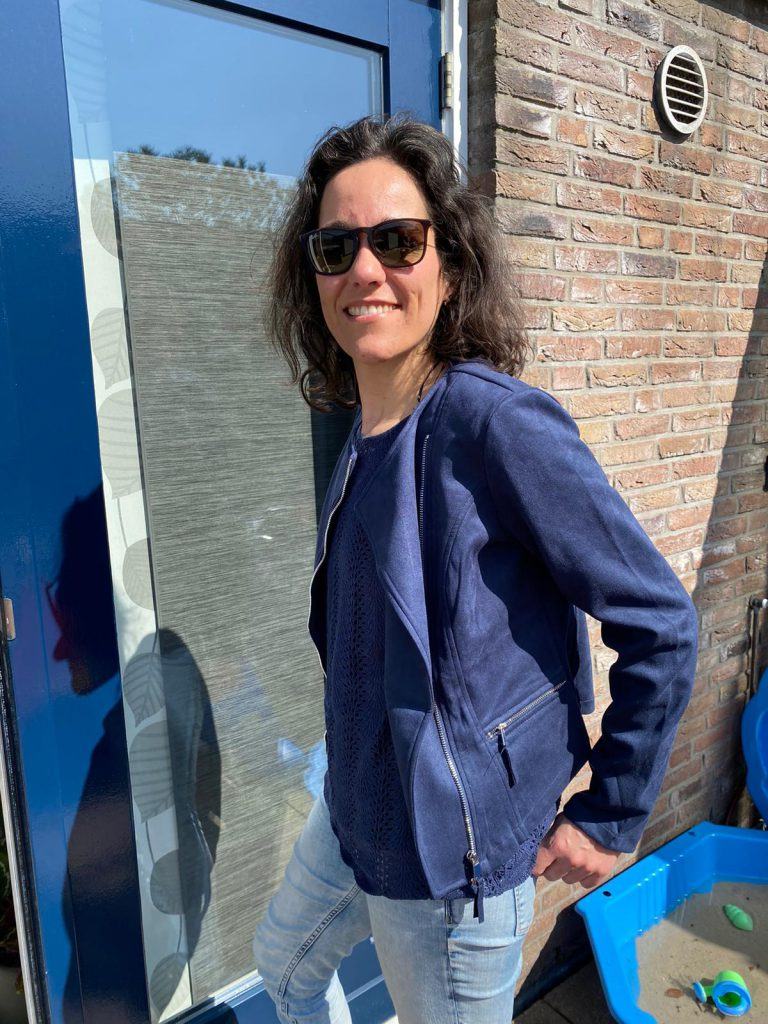 tussenjas NED Dutch Fashion Design