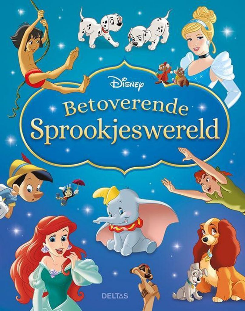 Disney betoverende sprookjeswereld
